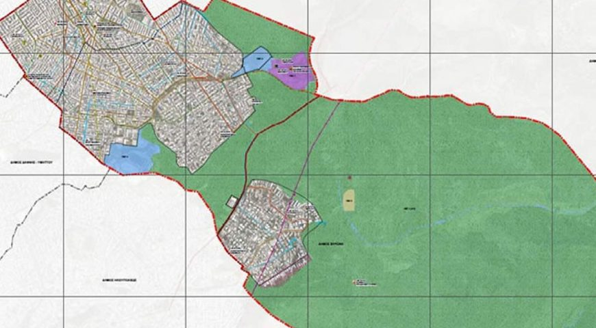 Νέο Πολεοδομικό Σχέδιο Βύρωνα: Οι Δημοτικές Αρχές πέφτουνε, μα η τσιμεντοποίηση μένει!