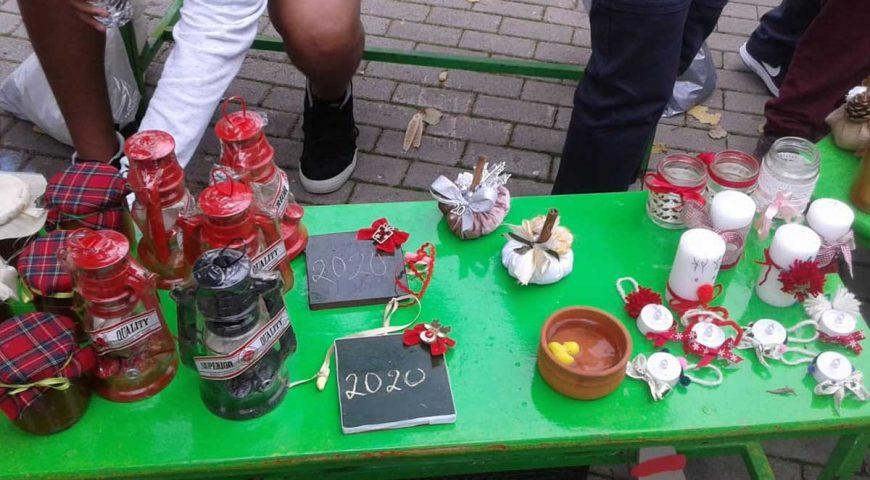 Χριστουγεννιάτικο Bazaar από το 1ο Σύστημα Προσκόπων Βύρωνα