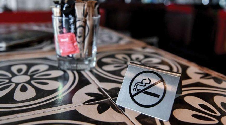Αντικαπνιστικός Νόμος: Συνέντευξη με τον Λάμπρο Τσιάρα